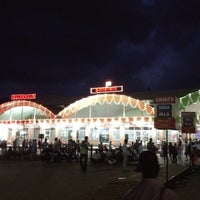 Photo taken at Allahabad Junction by Aditya M. on 8/15/2014