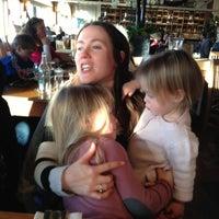 Photo taken at Loch Fyne Restaurant by Ewan M. on 11/18/2012