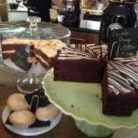 Photo taken at Edin's Deli Café by Ewan M. on 11/16/2012