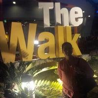 Photo taken at The Walk by Jan Jan Y. on 4/4/2014