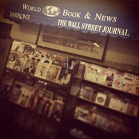 Photo taken at World Book & News by Ralph R. on 1/23/2013