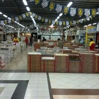 Photo taken at Depo Bangunan by Rizky P. on 4/23/2012