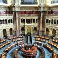Photo taken at Library of Congress by Gurjeet S. on 12/14/2012