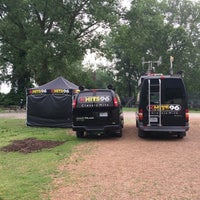 Photo taken at Gateway Paintball Park by Greg S. on 6/7/2014