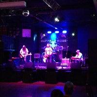 Photo taken at Buffalo Rose Saloon by Jayme B. on 9/1/2013