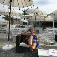 Photo taken at La Jacaranda Lounge Ibiza by Vianne S. on 8/17/2016