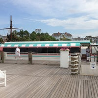 Photo taken at Friendship Boat Dock - Yacht & Beach Club Resorts by George H. on 3/18/2013