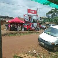 Photo taken at Ikorodu by Af S. on 10/5/2015