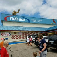 Photo taken at The Shoe Box by Mike L. on 7/5/2016