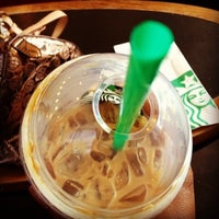 Photo taken at Starbucks by KatrinaG on 6/30/2013