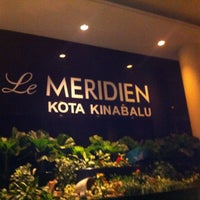 Photo taken at Le Méridien Kota Kinabalu by Rukal K. on 1/2/2013