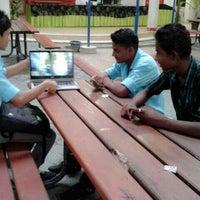Photo taken at Maldives National University by Chu N. on 6/18/2014