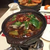 Photo taken at Chicken Hot Pot by Juliana on 2/27/2016