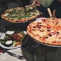 Photo taken at Pizza Orgasmica by Tingki C. on 12/14/2014
