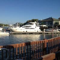 Photo taken at Chesapeake Inn Restaurant & Marina by trishylicious g. on 5/5/2013