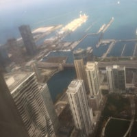Photo taken at Aon Center by Don M. on 11/8/2016