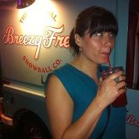 Photo taken at Breezy Freeze by Joseph G. on 8/24/2013