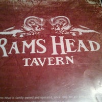 Photo taken at Rams Head Tavern by Andrew J. on 8/21/2013