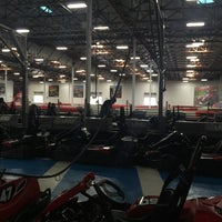 Photo taken at K1 Speed Carlsbad by Eric S. on 6/30/2016