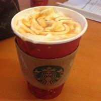Photo taken at Starbucks by Tamar F. on 11/23/2013