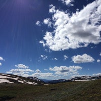 Photo taken at Independence Pass by Quin H. on 6/28/2014