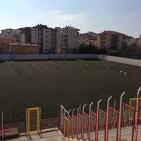Photo taken at Kartal Bulvar Stadı by Ahmet A. on 10/26/2013