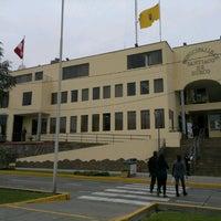Photo taken at Municipalidad de Santiago de Surco by Carlos S. on 8/9/2012