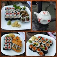 Photo taken at Sushi Kobo by Merrilee P. on 5/15/2014
