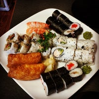 Photo taken at Sushi Kobo by Merrilee P. on 8/23/2014