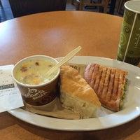 Photo taken at Atlanta Bread Company by ⚔️Dustin Guzman⚔️ on 11/7/2014