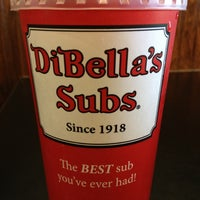 Photo taken at DiBella's Old Fashioned Submarines by Satish on 6/18/2013