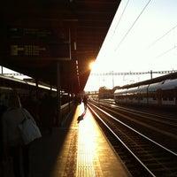 Photo taken at Bahnhof Rotkreuz by Roman P. on 10/2/2012