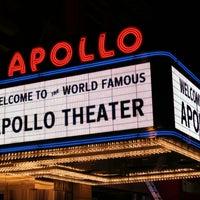 Photo taken at Apollo Theater by Apollo Theater on 3/18/2014