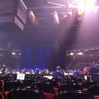 Photo taken at Agganis Arena by Jeffrey M. on 1/1/2013
