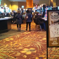 Photo taken at Menominee Casino Resort by Randy W. on 3/1/2015