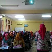 Photo taken at Universitas Jenderal Achmad Yani (UNJANI) by Shoffa F. on 10/1/2015