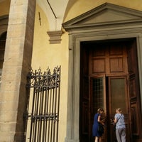 Photo taken at Chiesa di Santa Felicita by Julien L. on 7/21/2016