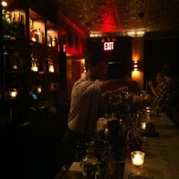 Photo taken at Experimental Cocktail Club by Randy B. on 10/19/2012