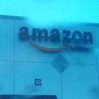 Photo taken at Amazon.com ABE2 by Juan M. on 4/22/2014