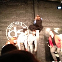 Photo taken at DSI Comedy Theater by Jess B. on 5/4/2013