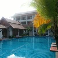 Photo taken at Lesprit De Naiyang Boutique Resort by The D. on 10/21/2012