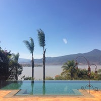 Photo taken at Hacienda Ucazanaztacua by Pipe H. on 2/16/2016