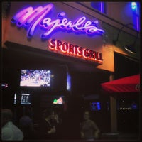 Photo taken at Majerle's Sports Grill by Petey P. on 3/19/2013