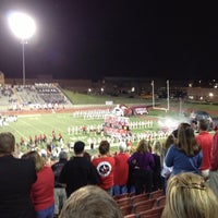 Photo taken at Buddy Echols Field by Scott S. on 11/10/2012