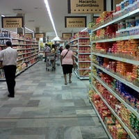Photo taken at Supermercados Líder & Magazan by Alessandra F. on 8/9/2012