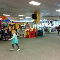 Photo taken at Bounce Realm by A P. on 10/4/2014