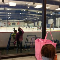 Photo taken at Columbia Ice Rink by Sean F. on 1/26/2013