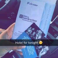 Photo taken at Hilton Garden Inn by Marianne B. on 6/14/2016