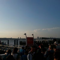 Photo taken at Gray Line New York Sightseeing Cruises - Pier 78 by Domina S. on 7/7/2014
