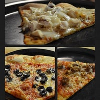 Photo taken at Bianchi's Pizzeria by Bianchis P. on 5/22/2014